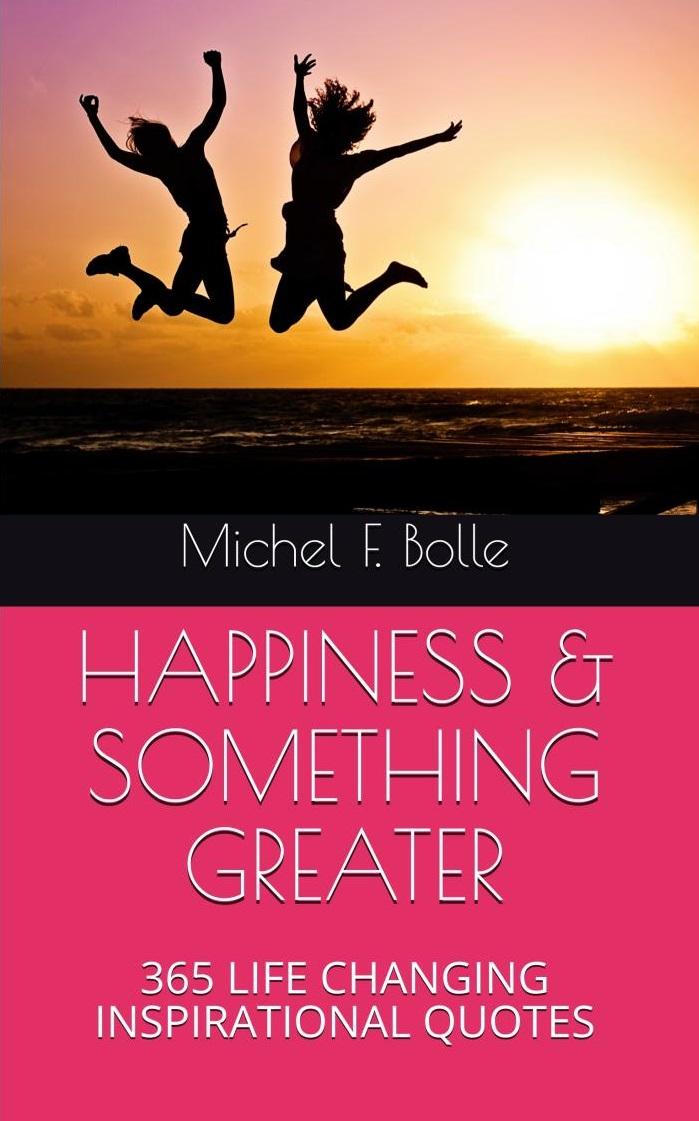 """Pressemitteilung zu meinem neuen Buch """"Happiness & Something Greater"""" (English)"""