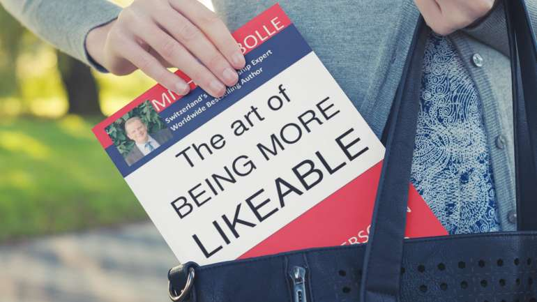 THE ART OF BEING MORE LIKEABLE – The newest book from Switzerland's #1 Sales & Leadership Expert (PR)